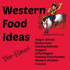 Western Food Ideas www., Western Food Ideas www. Source by Cowgirl Party Food, Western Party Foods, Cowboy Food, Western Food, Western Parties, Western Theme, Party Food Names, Party Food Buffet, Cowboy Birthday