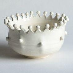 Milk Splash Bowl = Frances Palmer