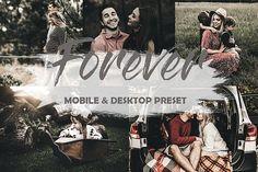 Vintage Forever Mobile Lightroom Preset - New Sites