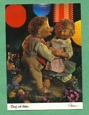 B7228 Mecki the Hedgehog Postcard - Dancing