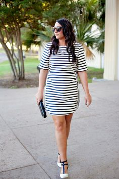 Fall Stripes | The HEART of the HOUSE