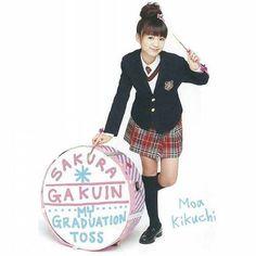 Moa Kikuchi 菊地最愛 Sakura_Gakuin #さくら学院