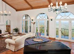 Energy-Efficient Mediterranean Villa, Los Gatos CA