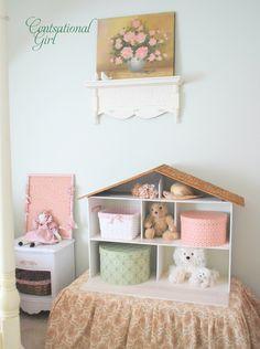 Kid spaces: A room in full bloom