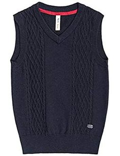 Benito Benita V Neck Uniform Sweater. *** Click image for more details. We are a participant in the Amazon Services LLC Associates Program, an affiliate advertising program designed to provide a means for us to earn fees by linking to Amazon.com and affiliated sites.