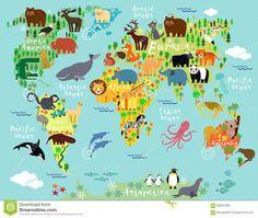 Resultado de imagen para world map