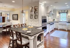 Traditional | Kitchens | Gail Drury : Designer Portfolio : HGTV - Home & Garden Television