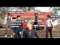 one direction funny pics | PopScreen - Video Search, Bookmarking and Discovery Engine One Direction Memes, Baseball Cards, Camera, Face, Sports, Hs Sports, Excercise, Cameras, Faces