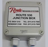 530 Junction Box Connection for 1 indicator and 2 loadcells Sealed to IP 65 standards Robust, corrosion resistant enclosure Size: x (exluding Glands) Junction Boxes, Seal, Connection, Harbor Seal