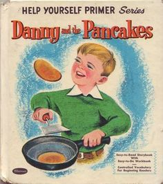 """""""As we can see, Danny is a fan of pancakes. Yet the tell tale signs of addiction are clear. The squinty eyes, the red cheeks, the fact he is holding an iron pan without noticing the burning in his hand."""""""