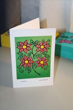 Quality Art Card - Tranquility JM002