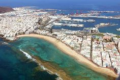 Playa de Las Canteras --Las Palmas de Gran Canaria