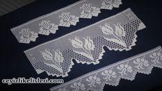 Crochet Art, Thread Crochet, Crochet Motif, Crochet Doilies, Hand Crochet, Hand Knitting, Crochet Edging Patterns, Crochet Borders, Crochet Diagram