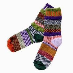 I have a pair of these solemate socks, they're wonderful. They make great men socks as well.