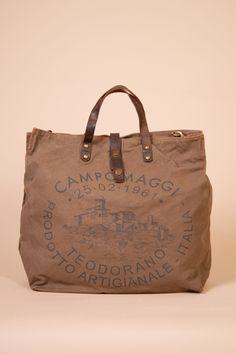 Serendipia Campomaggi bag