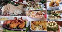 MENU+DI+PESCE+DI+NATALE E TANTE RICETTE X NATALE GUSTOSISSIME DA GIALLO ZAFFERANO Gluten Free Appetizers, Appetizer Recipes, Shellfish Recipes, Seafood Recipes, Paella, Quick Recipes, Healthy Recipes, Christmas Dishes, Christmas Eve