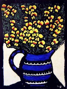 Modern Printmakers: The Antipodes, the arts & crafts & Margaret Preston Henri De Toulouse Lautrec, Australian Painters, Australian Artists, Gustav Klimt, Margaret Preston, Margaret Rose, Australian Wildflowers, Aboriginal Art, Botanical Art