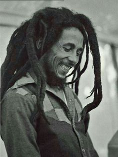 B.Marley and his dreadlocks.