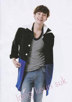 Jang Keun Suk for Hanryu Pia Magazine (Japan)