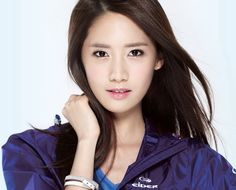 Yoona (Im Yoon-Ah) is a South Korean singer and actress. She is a member of South Korean girl group Girls' Generation.