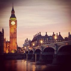 London....I miss you <3
