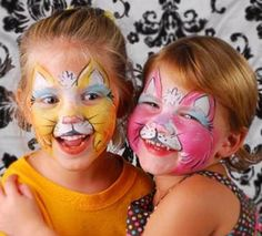 Beautiful Wanna Be's-Show & Tell-Who are you acting or playing, today? Girl Face Painting, Face Painting Designs, Animal Face Paintings, Animal Faces, Safari Birthday Party, Birthday Ideas, Up Costumes, Costume Ideas, Ugly Faces