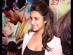 Parineeti Chopra @ Ek Villain's special screening @ Light Box.