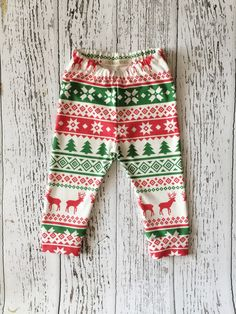 Hey, I found this really awesome Etsy listing at https://www.etsy.com/listing/198349954/baby-leggings-christmas-baby-leggings