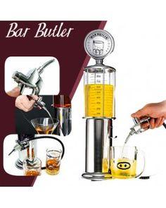 BAR BUTLER - RETRO GAS PUMP DISPENSER (COMING SOON)