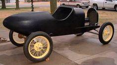 Model T Ford Forum: Poli-form speedster body