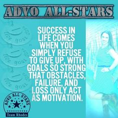 Shauna Rhodes - Independent Distributor - Advocare All-Stars ~ You have NOTHING TO LOSE and everything to GAIN! www.addsparktoday.com
