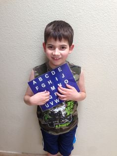 10 Things I Learned About My Son With Autism Through His Letterboard