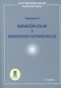 Electricidad solar fotovoltaica / Eduardo Lorenzo