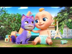 Gatito, Gatito - Canciones Infantiles | El Reino Infantil - YouTube Garden Sculpture, Baby Shower, Youtube, How To Plan, Outdoor Decor, House Plans, Fictional Characters, Model, London Travel