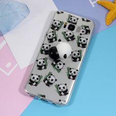 Coque Samsung Galaxy S8 Plus Squishy 3D Mini Panda