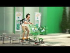 「Sprite 購物車」篇