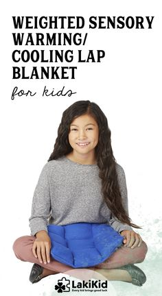 christmas gifts ideas for kids with special needs weighted sensory warmingcooling lap blanket