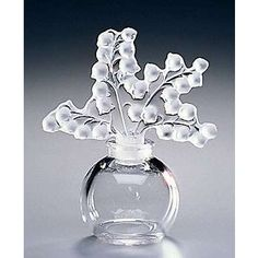 Lalique Clairefontaine perfume bottle