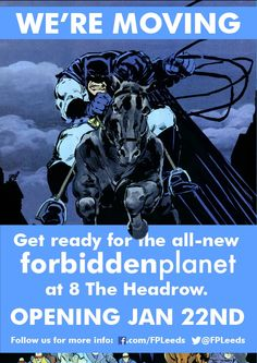 1053f144aa0 Forbidden Planet Leeds Launches New Expanded Shop