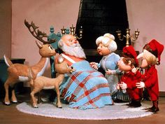 Countdown to Christmas - schedule of 2012 Christmas shows and movies on stations from Hallmark to ABC.
