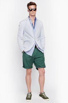 J.Crew Spring 2016 Menswear Collection Photos - Vogue Ropa De Hombre, Moda  Masculina e3d3621653