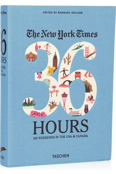 The New York Times, 36 Hours: 150 Weekends in the USA & Canada. Who's ready for a roadtrip?!