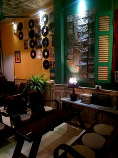 Vintage decor Bar Spoon, Vintage Decor, Conference Room, Table, Furniture, Home Decor, Decoration Home, Room Decor, Tables
