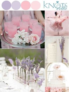 Looking for something soft and romantic? Why not try this Lavender Pink Wedding Inspiration? I love to call it the Lavendish Pink Romance.