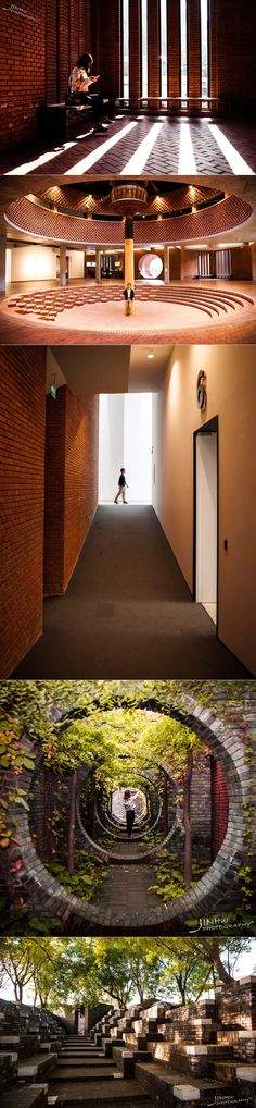 Red Brick Art Museum is located in No.1 International Art District in the northeast of Beijing. As the landmark of this region, the facilities of Red Brick cover a total area of 20,000 square meters, with nearly 10,000 square meters exhibition space. #Beijing #China