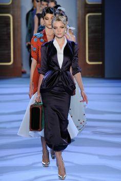 Sfilata Ulyana Sergeenko Paris - Alta Moda Primavera Estate 2014 - Vogue