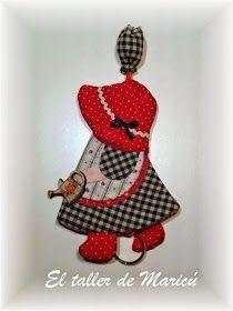 Eu Amo Artesanato: Porta chave de bonequinha Sunbonnet passo a passo com molde