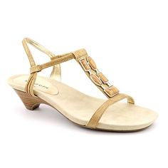 AK Anne Klein Women's Tappy Wedge Sandal ** Want to know more, visit the site now : Wedge sandals