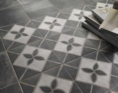 Keramische vintage tegel retro decor 6 Background Tile, Wall And Floor Tiles, Decorative Tile, Neutral Tones, Decoration, Stoneware, Product Launch, Ceramics, Flooring