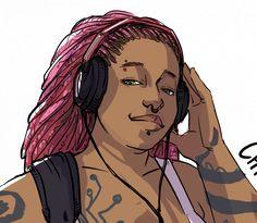 Skin Art, Dark Skin, Character Inspiration, Amanda, Disney Characters, Fictional Characters, Ink, Chocolate, Comics